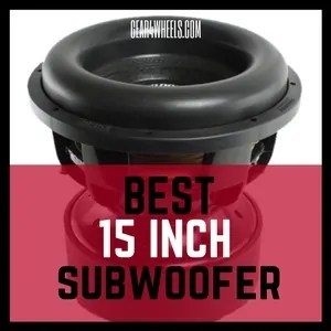 Best 15 inch subwoofer 2018 reviews and comparison publicscrutiny Gallery
