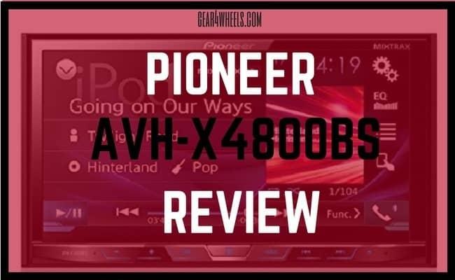 PIONEER AVH-X48000BS REVIEW