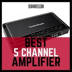 Best 5 Channel Amplifier