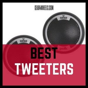 Best car tweeters