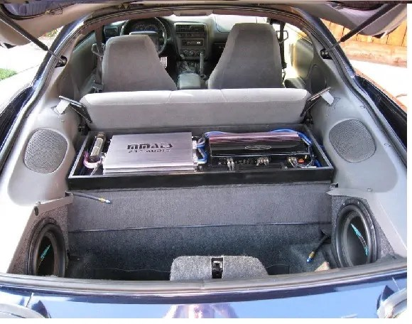 Car Custom amp