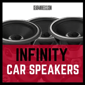 Infinity Speakers review