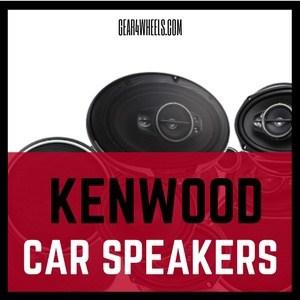 Kenwood Speakers review