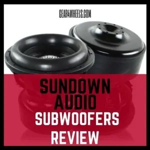 Sundown Audio subwoofers review