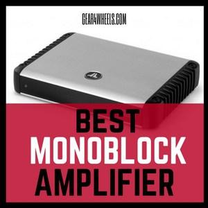 best monoblock amplifier of 2017