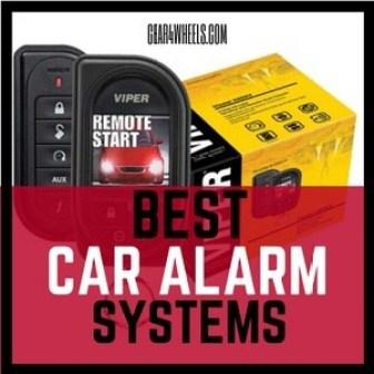 best car alarm systems