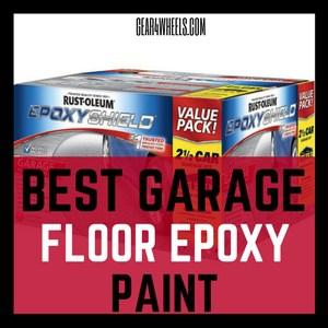 Best garage floor epoxy paint