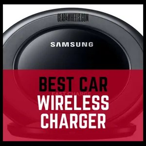 BEST CAR WIRELESS CHARGER