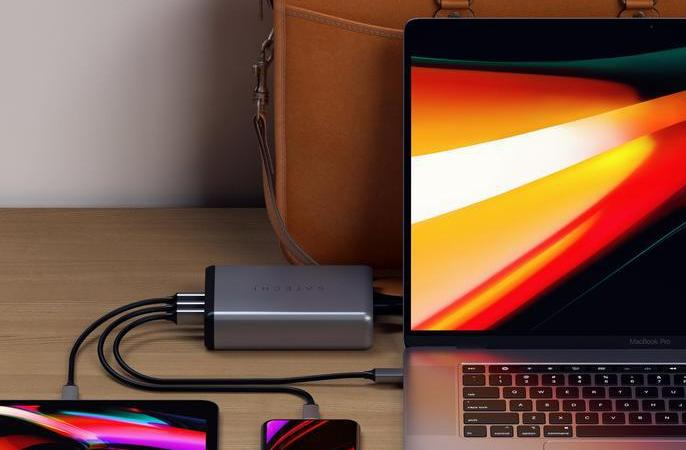 Satechi makes powering up at home quick and easy