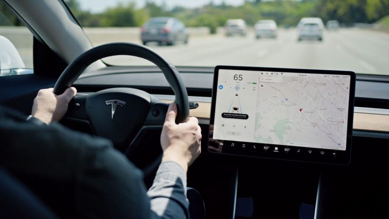 Tesla is considering using cameras for Zoom calls