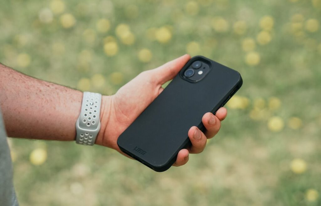 biodegradable case protects your phone and the planet