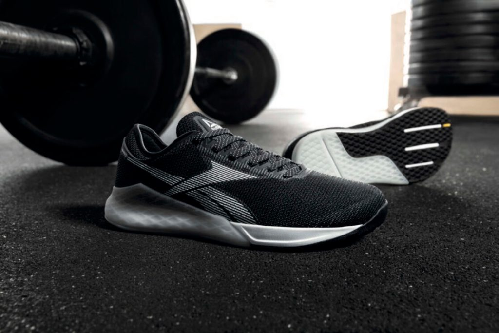 Reebok Nano 9 shoes work out