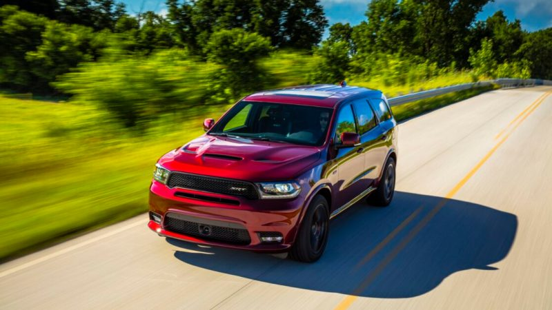 This 2020 Dodge Durango SRT really knows how to get your attention