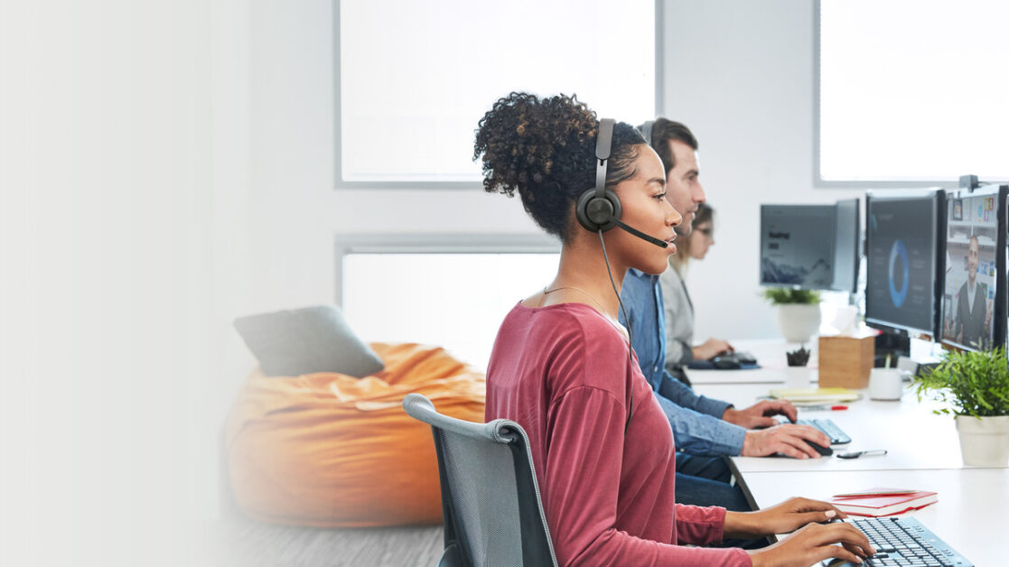 I tried the Logitech Zone Wired headset and now my colleagues are jealous