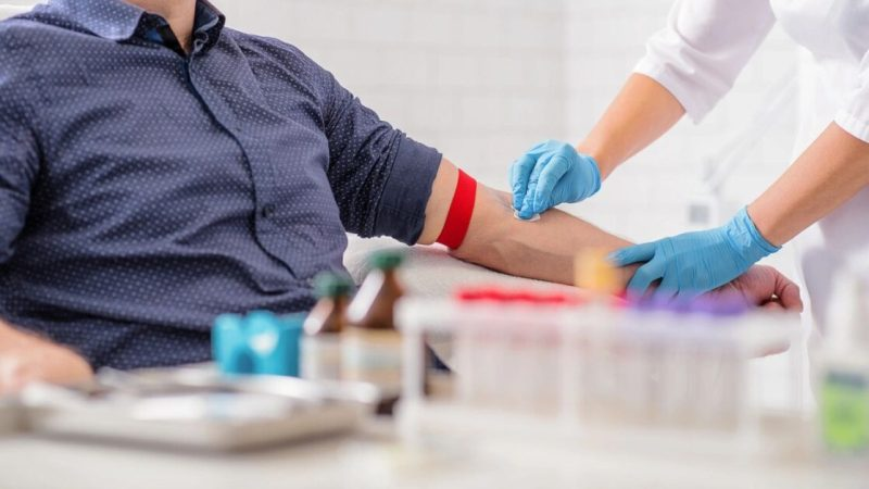 Here's one connection between COVID-19 and blood type you need to know