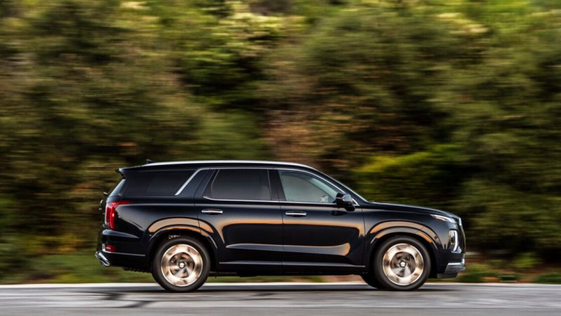 I wrote part of a book in the 2021 Hyundai Palisade Calligraphy AWD during the pandemic. Here's why