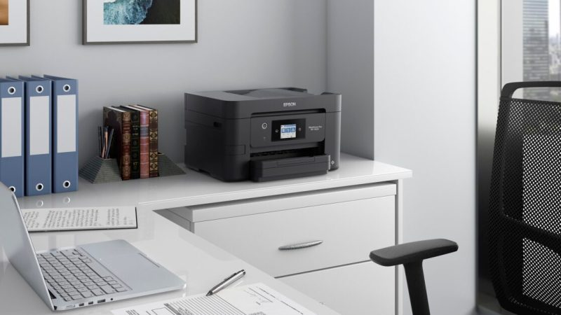 Beef up your home office and distance learning setup with the Epson WorkForce Pro WF-3820