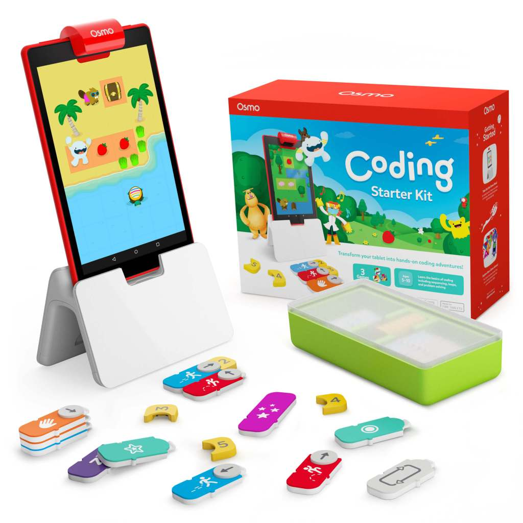 The Oslo coding kit for kids.