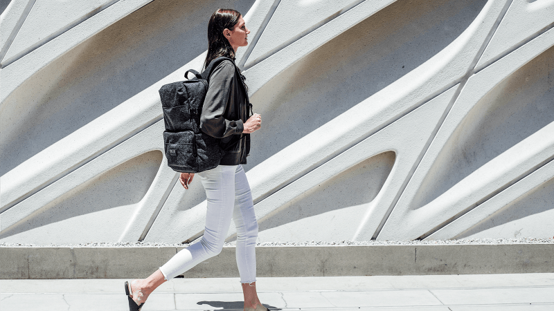 This new backpack from Hex will shock you with some of its features
