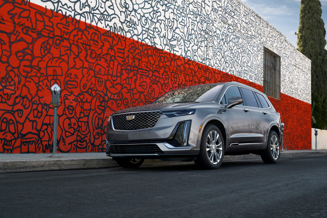 The best thing about the 2021 Cadillac XT6 is this digital brochure