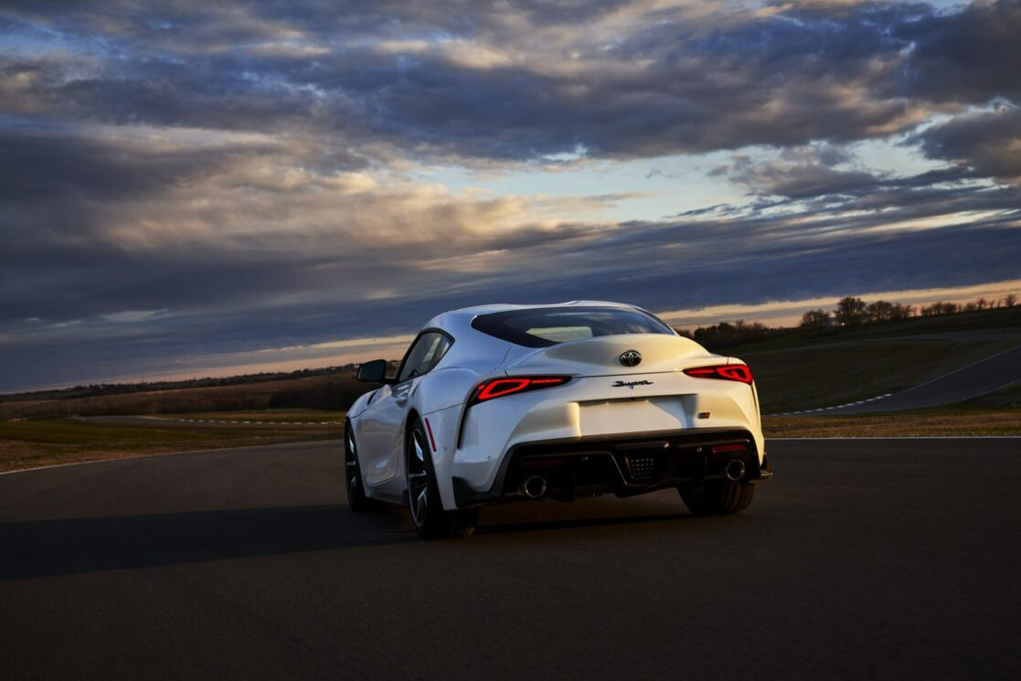 The most impressive thing about the 2021 Toyota Supra
