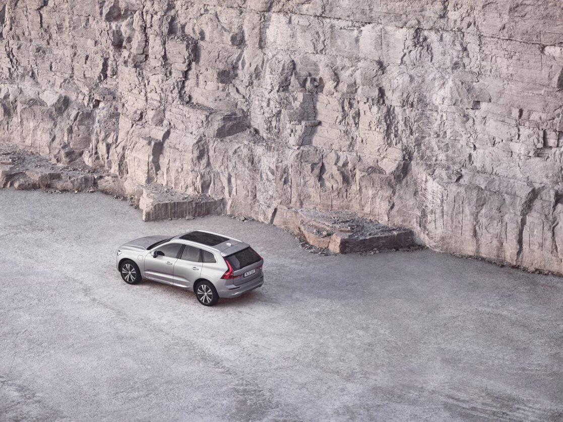 How the 2021 Volvo XC60 Recharge T8 changes everything