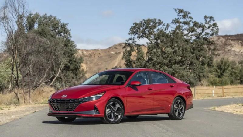 Forget keys, the 2022 Hyundai Elantra doesn't need them