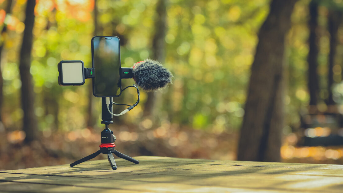 Going viral is easier than you think with this vlogging kit