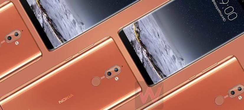Nokia 9 With Bezel Less Edge To Edge 3D Screen