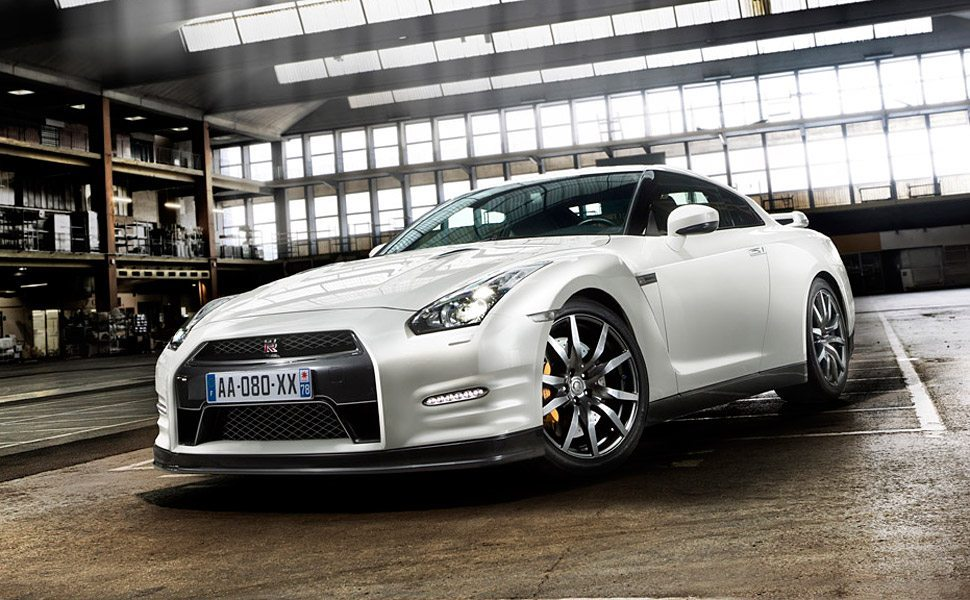 Nissan GT-R Egoist 1