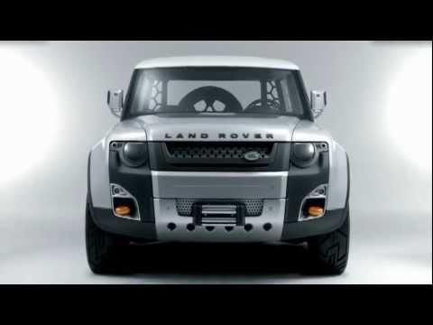 Land Rover DC100 Concepts 1