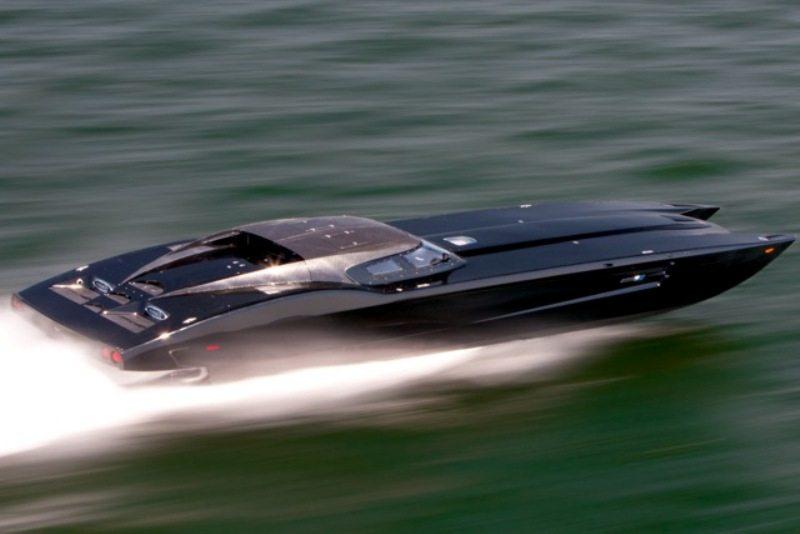 ZR48 MTI Corvette Speedboat 1