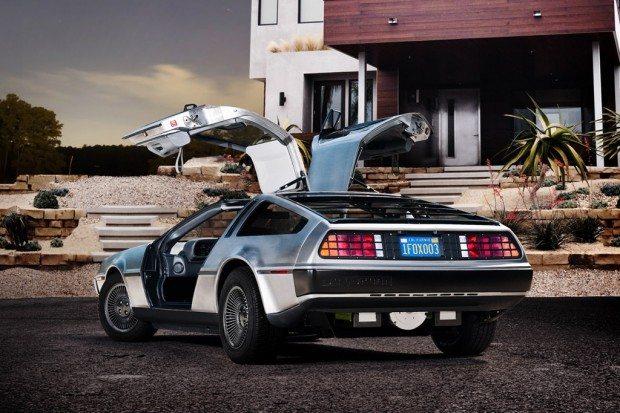 DMC Announces All-Electric DeLorean for 2013 2