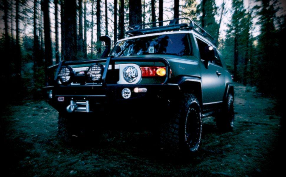 Xplore Toyota FJ Cruiser 1