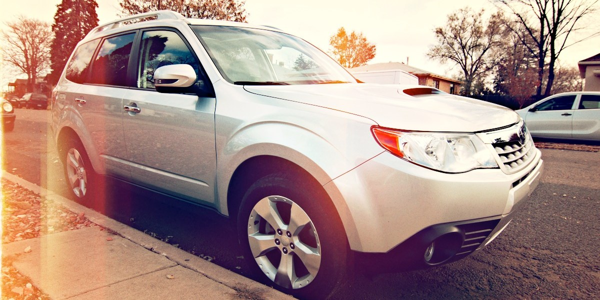 2011 Subaru Forester 2.5XT Touring Review -- Review 1