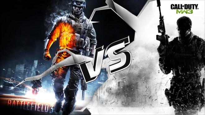 Battlefield 3 vs Modern Warfare 3 2