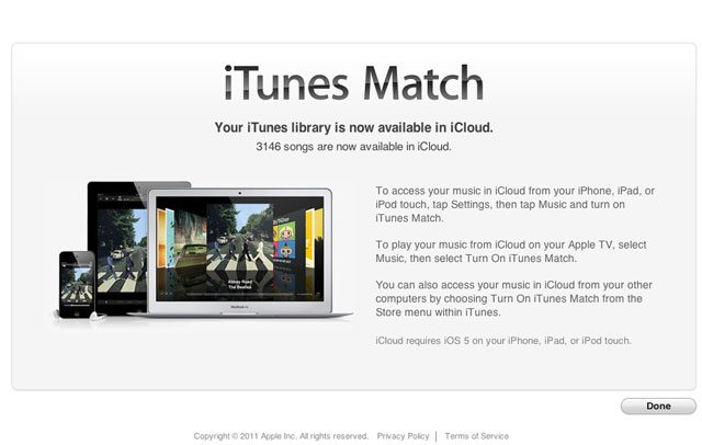Why iTunes Match Fails to Impress 1