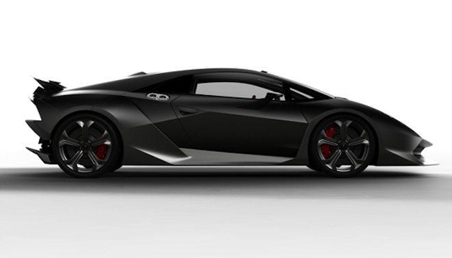 Lamborghini Sesto Elemento 1