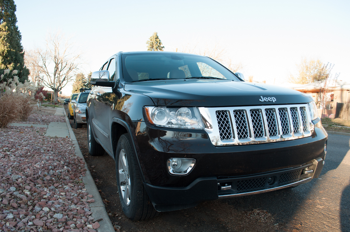 Jeep Grand Cherokee Overland Review -- Review 9