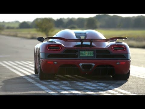 Inside the Brain of a Swedish Bombshell - Inside Koenigsegg 5