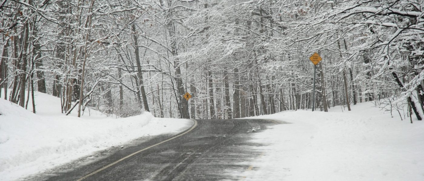 Winter Driving Tips & Techniques 1