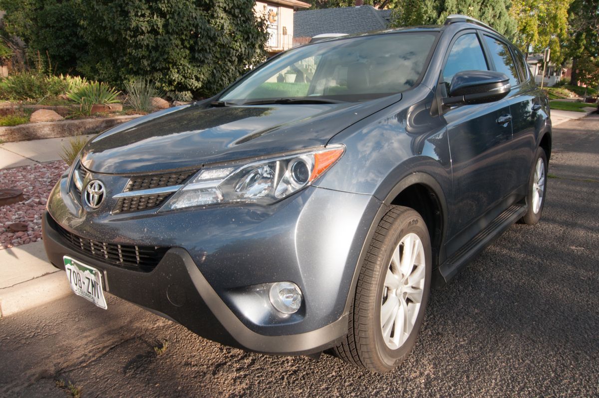 2013 Toyota RAV4 Limited Review -- Review 7
