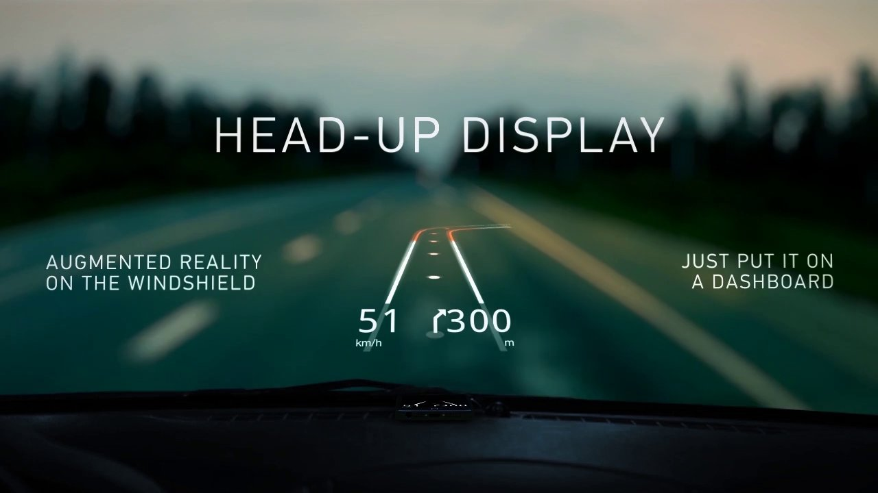 Hudway Turns Your iPhone Into A Heads-Up Display 6