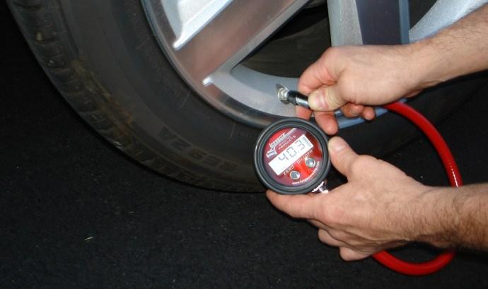Digital-Tire-Pressure