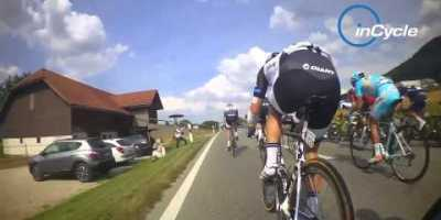 First Person View at the Tour de Suisse 1