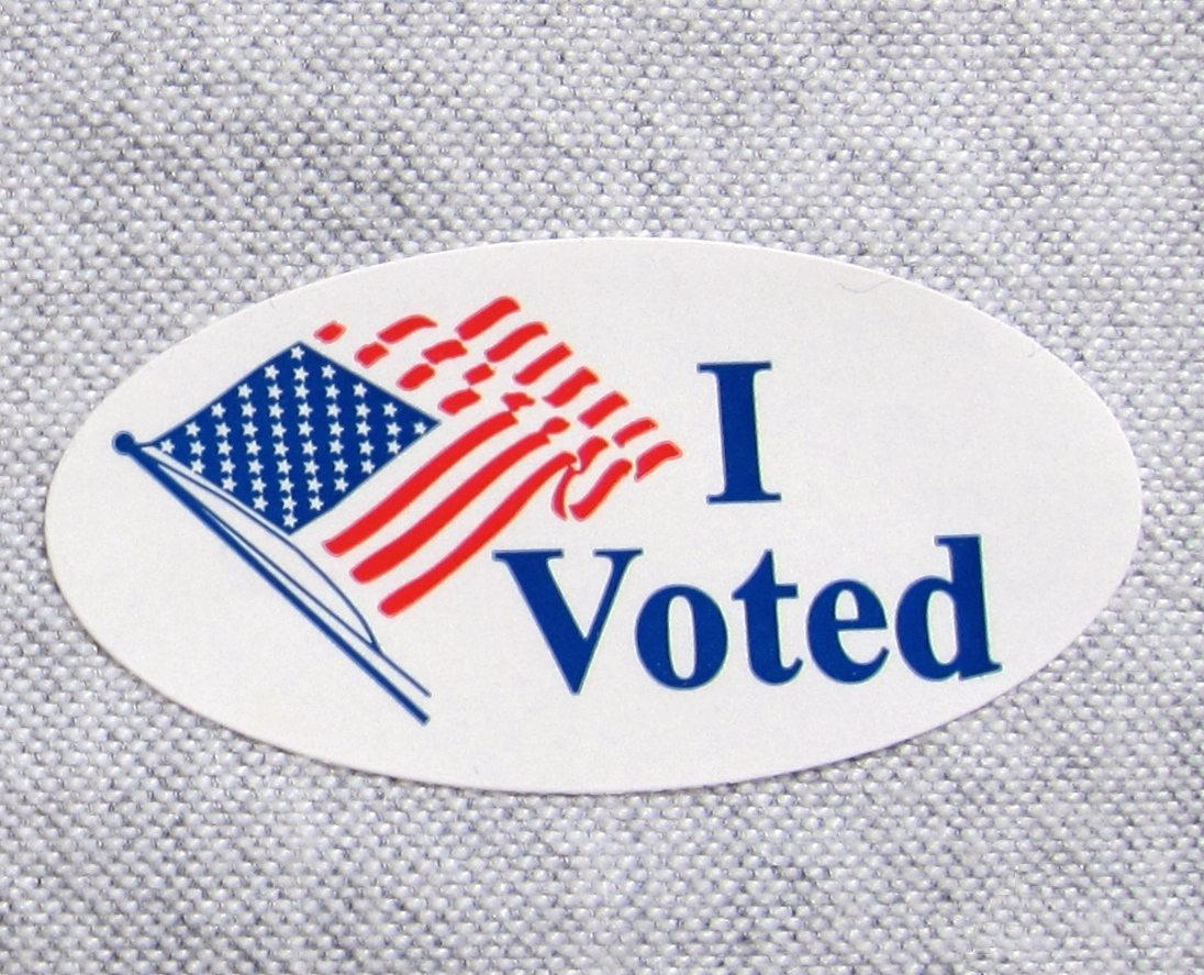 "All The Free Stuff You Can Get With Your ""I Voted"" Sticker 8"