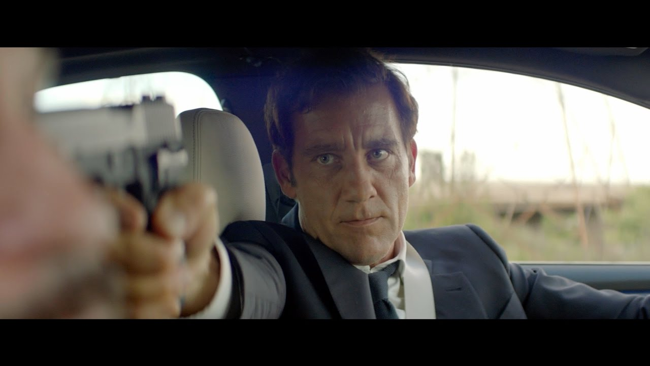 Clive Owen Plays Tug of War With a Helicopter in Neill Blomkamp's BMW Short 8