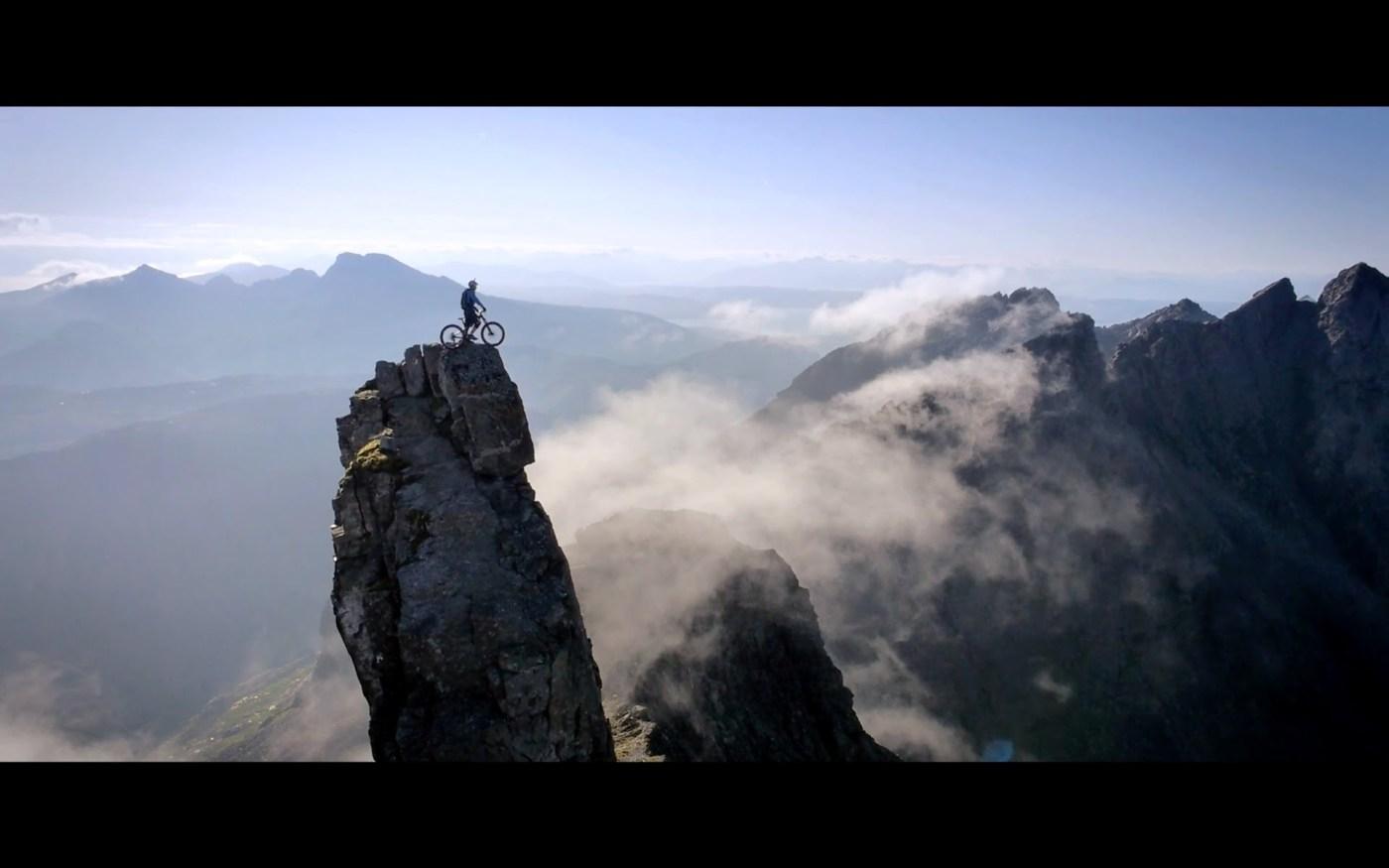 Danny Macaskill -- The Ridge 12