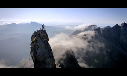 Danny Macaskill — The Ridge