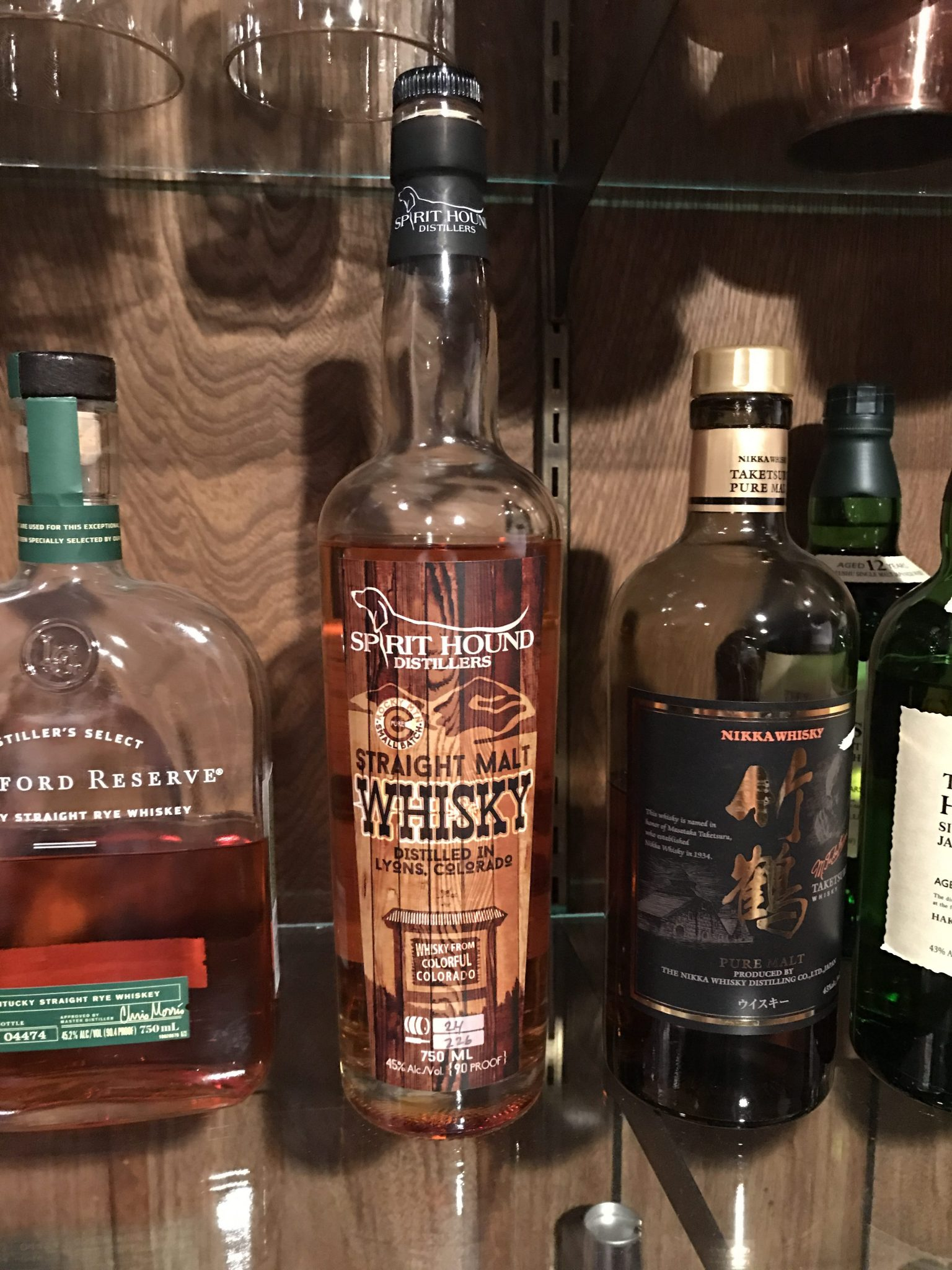 Spirit Hound Straight Malt Whisky — Spirit Hound Distillers